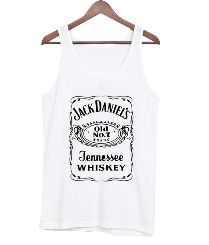 Jack Daniel's Tanktop