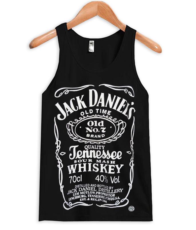 Jack Daniels Tanktop