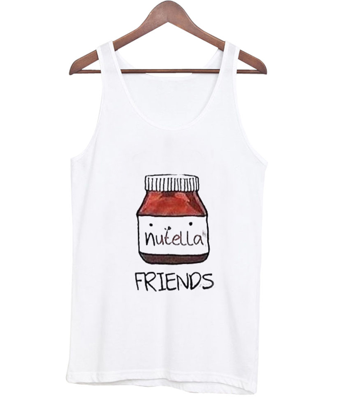 Nutella Friends Tanktop