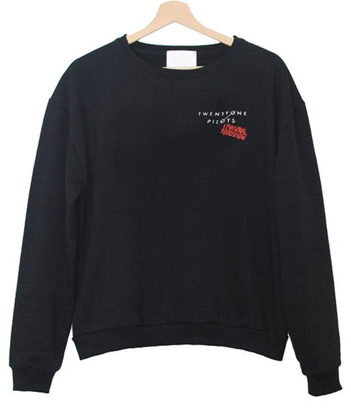 Twenty One Pilot Sweatshirt