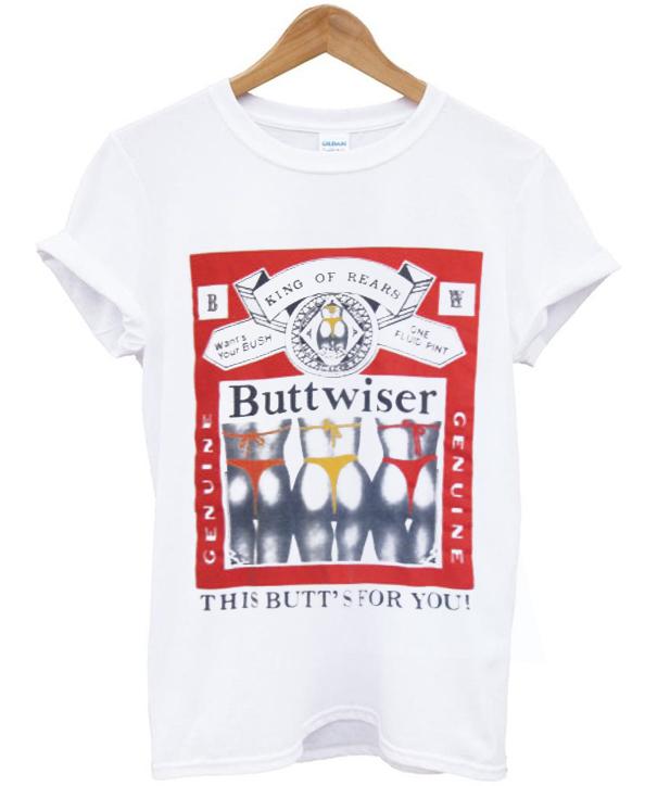 Buttwiser T-shirt