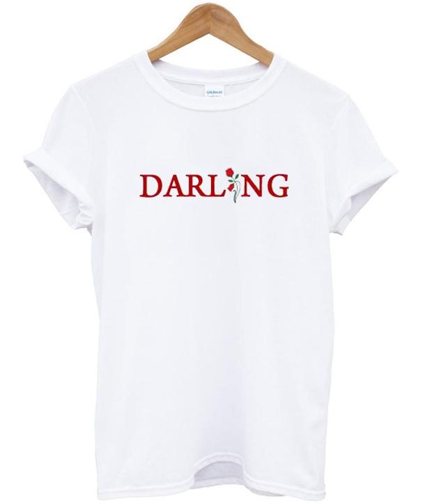 Darling Flower T-Shirt