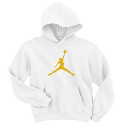 Air Jordan Gold Hoodie