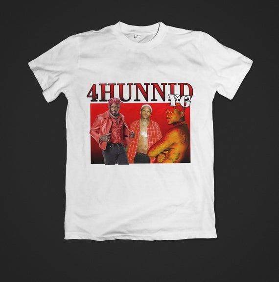 4hunnid YG Vintage T-Shirt