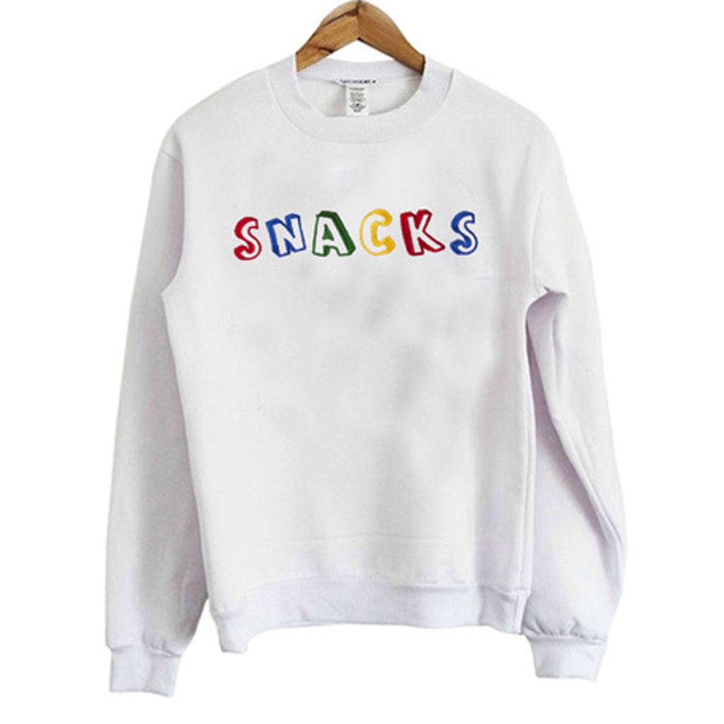 Snacks Sweatshirt