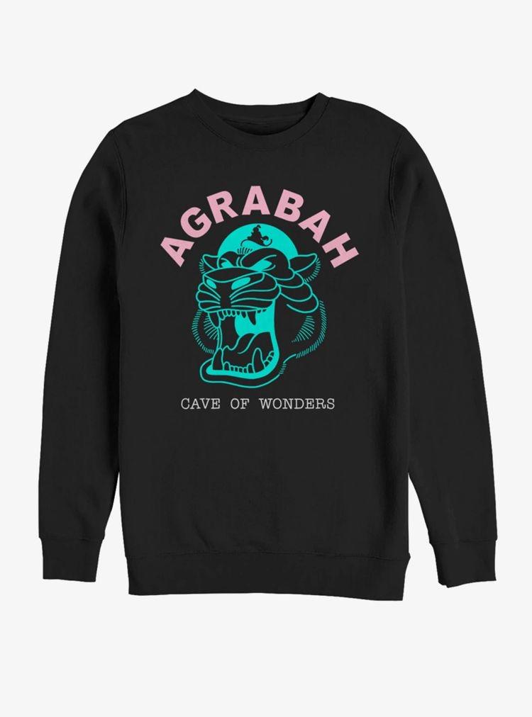 Agrabah gave of wonders Hoodie