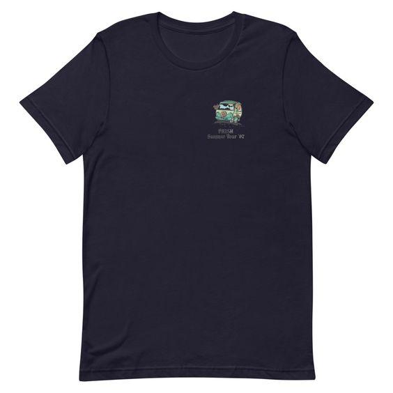 1997 Phish Scooby Doo T-Shirt