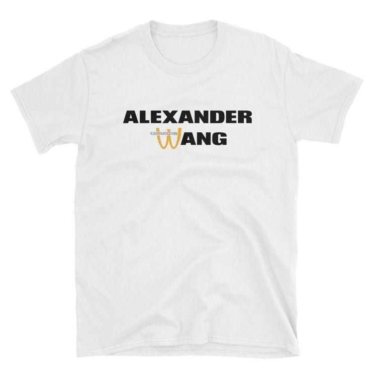 Alexander Mc Wang Mcdonalds T-shirt