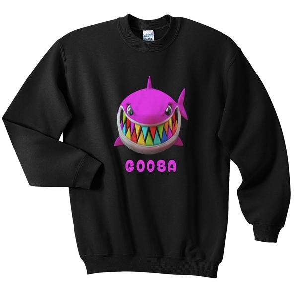 6ix9ine Gooba Shark Sweatshirt