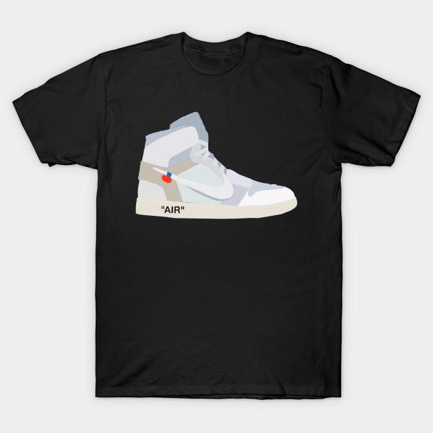 Air Jordan 1 x Off White T-shirt