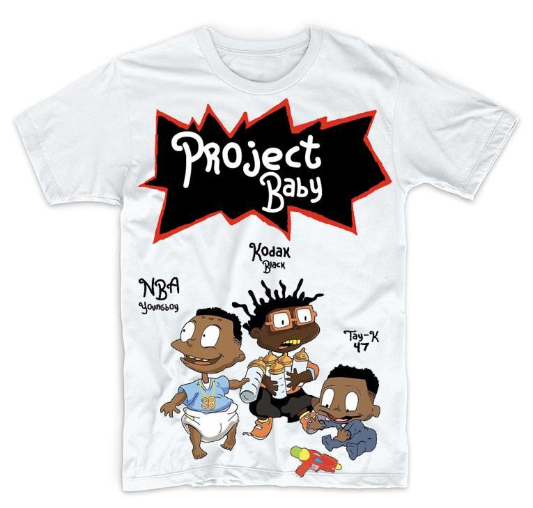 Rugrats Project Baby Nba Youngboy Kodak